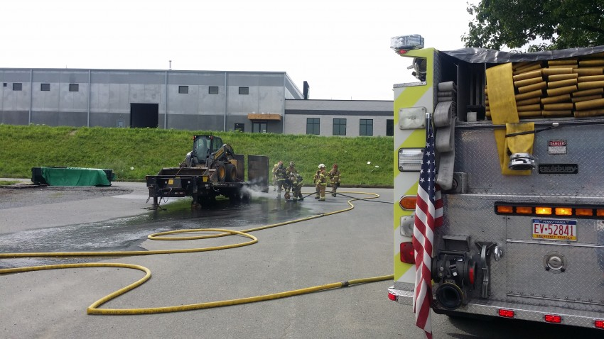 Engine 11-1 Goes In Service In Ontelaunee Twp