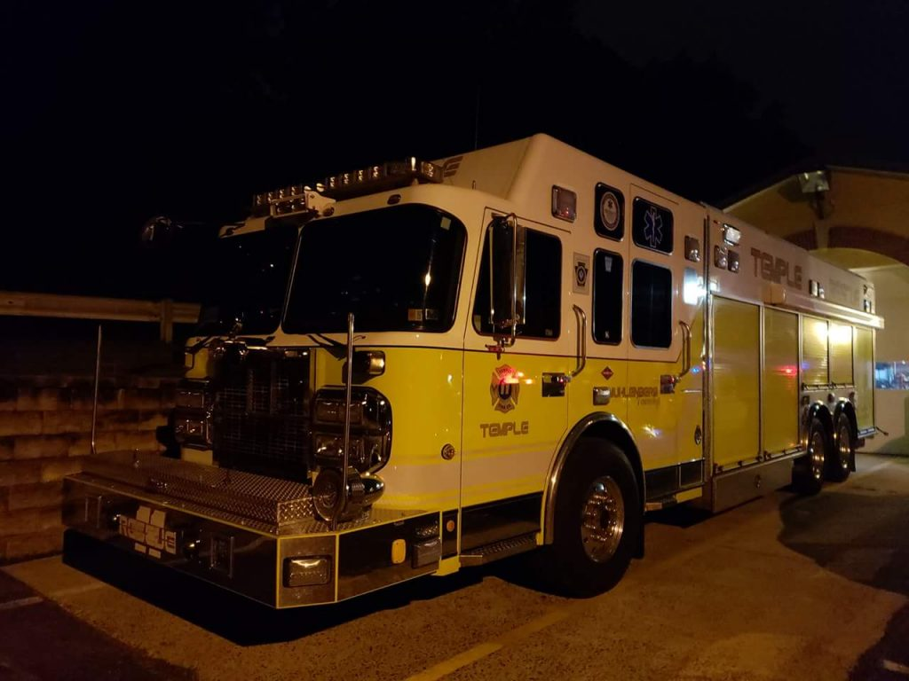 Rescue 11 relocates to Exeter Twp