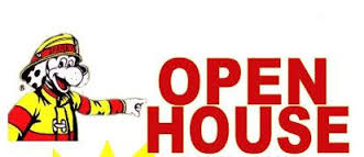 Temple Fire Company Host an Open House