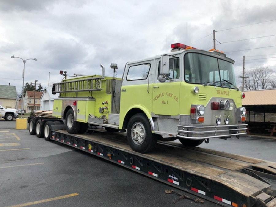 Farewell to Engine 11-2